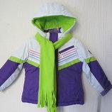 новая фирменная куртка Rothschild. на 4-5лет. Америка