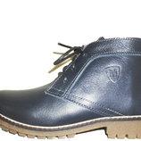 Подростковый зимний ботинок