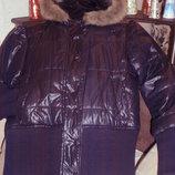 Куртка зимняя с капюшоном Roxy р.М