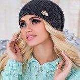 Шапка женская зимняя.«АУРЕЛИЯ». М 4047