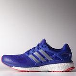 Женские кроссовки Adidas Energy Boost - синие