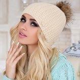 Шапка женская зимняя.«АРИЗОНА». М 4194