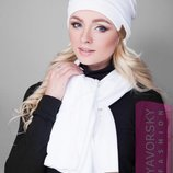 Комплект шапка шарф. М 141