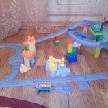 Chuggington Interactive Большая железная дорога с эстакадой