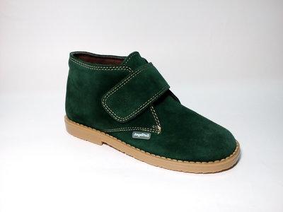 Замшевые ботинки Испания Angelitos
