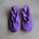 балетки 16,5 см обувь для танцев балета чешки 27 рр новые