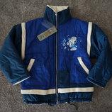 Куртка-Жилетка 2 в 1 для мальчика 8-10 лет