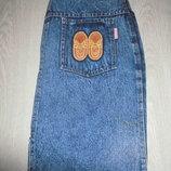 джинсовая юбченка