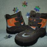 Термоботинки Kids SumoTex 38р-р,по стельке 24,5 см.Мега выбор обуви и одежды