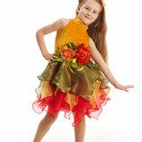 Продажа нарядного платье Осень