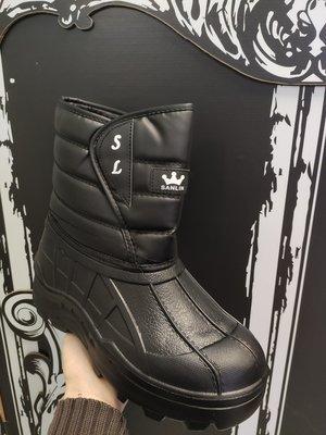 Новые зимние мужские ботинки дутики на меху 38,39,40,41,42,43,44,45