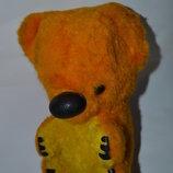 Старинный редкий коллекционный мишка,ведмедь ссср,винтаж кукла
