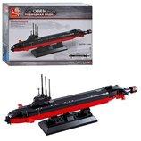 Конструктор SLUBAN Морская серия B 0391