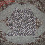 кофта свитер нарядный девочке 10 - 11 лет сток супер