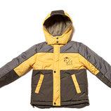 Отличная куртка для мальчика, три цвета,демисезон