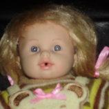 кукла-пупс Ариас Arias Испания оригинал клеймо 36 см ремонт