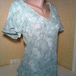 Кофточка,кофта,блуза,блузка,футболка размер uk 18 фирмы Marks&Spencer пр-во Турция , б/у