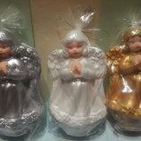 новогодние елочные ангелы