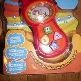 Детский мобильный телефон Дружок
