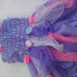 Новогоднее платьице феи на рост 80см