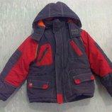 Зимняя куртка scorpion р.116-122