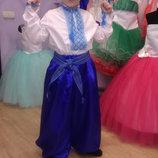 украинские костюмы для мальчиков на прокат