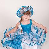 Прокат карнавальный костюм Киев-Борисполь костюм снежинки