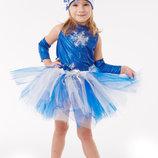 Прокат карнавальный костюм Киев- Борисполь костюм снежинки