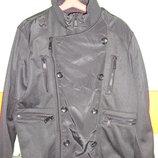 Куртка-ветровка Zara man, р-р XL 42 , утепленная флисом. Состояние новой
