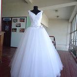 Свадебное платье 615,новое,46-48р.р.