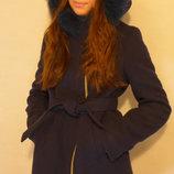 Подростковое зимнее пальто