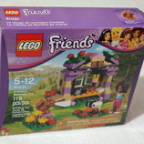 Конструктор Лего френдс LEGO Friends Домик Андреа в горах 41031.