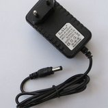 Зарядное адаптер для планшета 12V, 2A 5 2.5mm