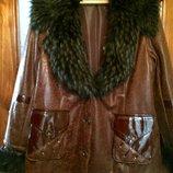 Новая куртка 50-52 разм