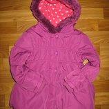 зимние/еврозима куртки девочке на 3-6 лет часть 1