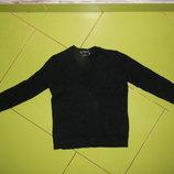 свитерок Zara на 3-4 года 100% шерсть б/у