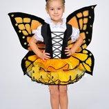 Прокат костюма метелика, метелик, бабочка, бабочки від 92 до 146 см - Позняки