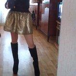 Новая классная юбка с биркой