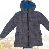 Зимняя- осеняя куртка Тополино р . 110 3-5 лет Состояние новой