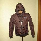 Теплая куртка Lee Cooper на 13 лет