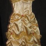 Карнавальное платье принцессы Белль.