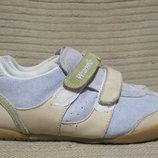 Легкие комбинированные кожаные кроссовки Wrangler .Англия. 41 р.