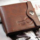 Кошелек портмане бумажник мужской PU кожа