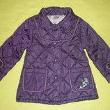 Куртка деми F&F р.80-92 1-2 года