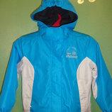 Лыжная куртка Lupilu Германия . р-р 110-116.