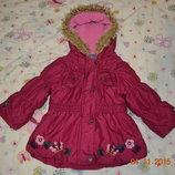 Куртка деми для девочки Topolino 86-92 рост