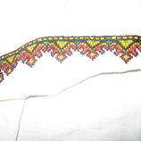 Вышиванка мальчику 6-8лет