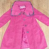 Куртка балоновая детская, пальтишко кашемир