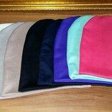 Мега стильные трикотажные шапочки чулок 9 цветов