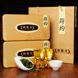Китайский настоящий чай из Китая, железная банка 0,250-0,500 гр